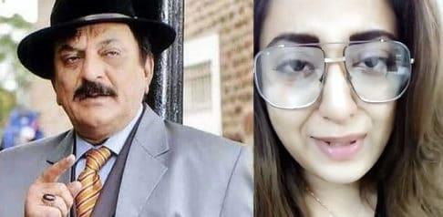 Pakistani TV Actor Abid Ali dies and Stepmother stops Daughters Seeing Him ft