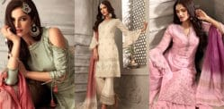 Petals Salwar Kameez Suits for a Lavish Look