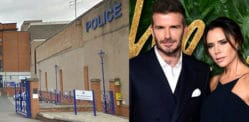 Police Employee did 146 Illegal Searches including Beckhams