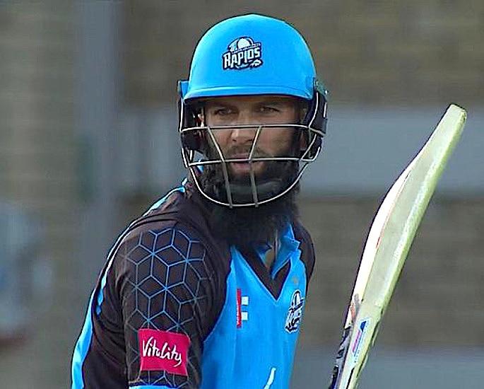 Ravi Bopara the 'Rock' as Essex Eagles win 2019 T20 Blast - IA 1