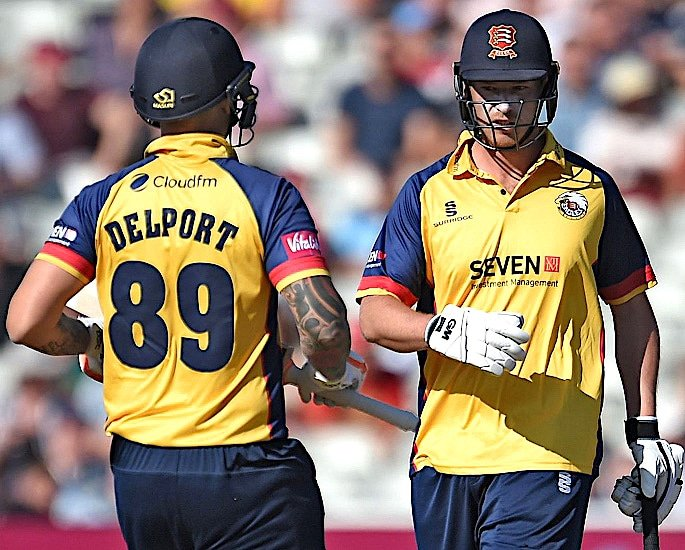 Ravi Bopara the 'Rock' as Essex Eagles win 2019 T20 Blast - IA 3