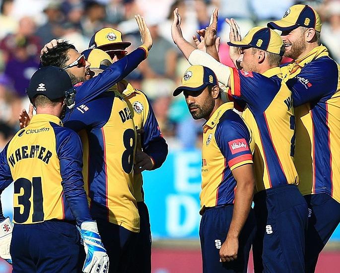 Ravi Bopara the 'Rock' as Essex Eagles win 2019 T20 Blast - IA 4