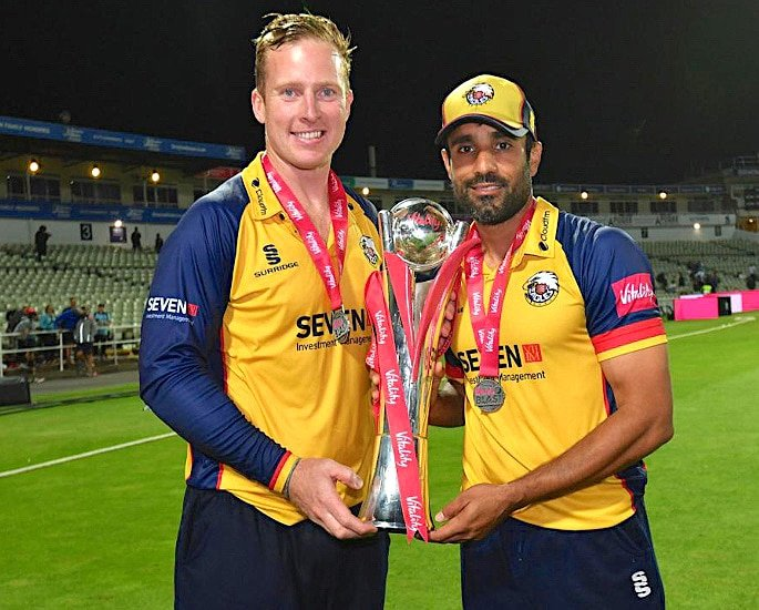 Ravi Bopara the 'Rock' as Essex Eagles win 2019 T20 Blast - IA 6