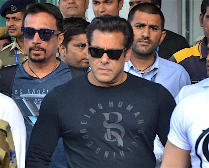 Salman Khan Fails to appear in Court for Blackbuck Case - salman