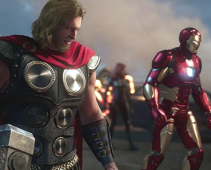 The 10 Most Anticipated Video Games of 2020 - avengers