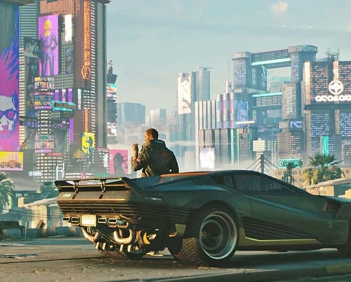 The 10 Most Anticipated Video Games of 2020 - cyberpunk