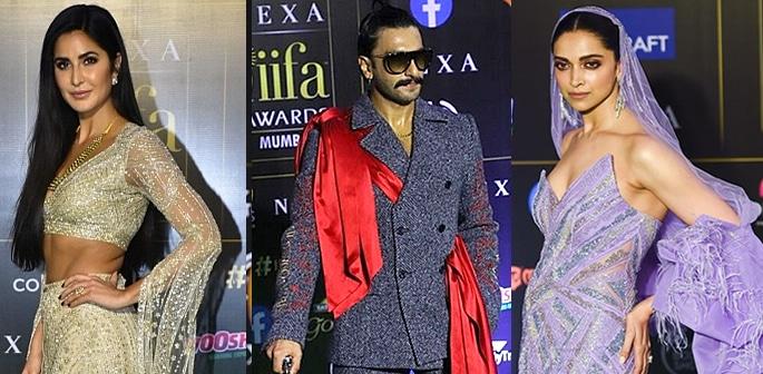 The Amazing Fashion of Bollywood Stars at IIFA 2019 f