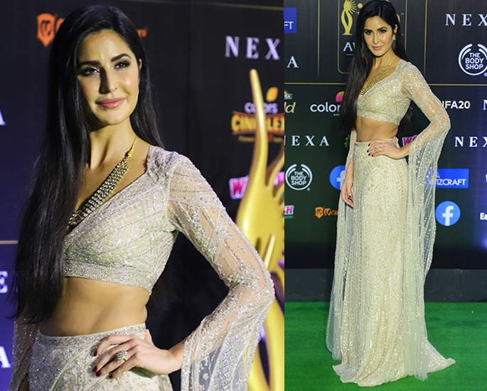 The Amazing Fashion of Bollywood Stars at IIFA 2019 - katrina kaif