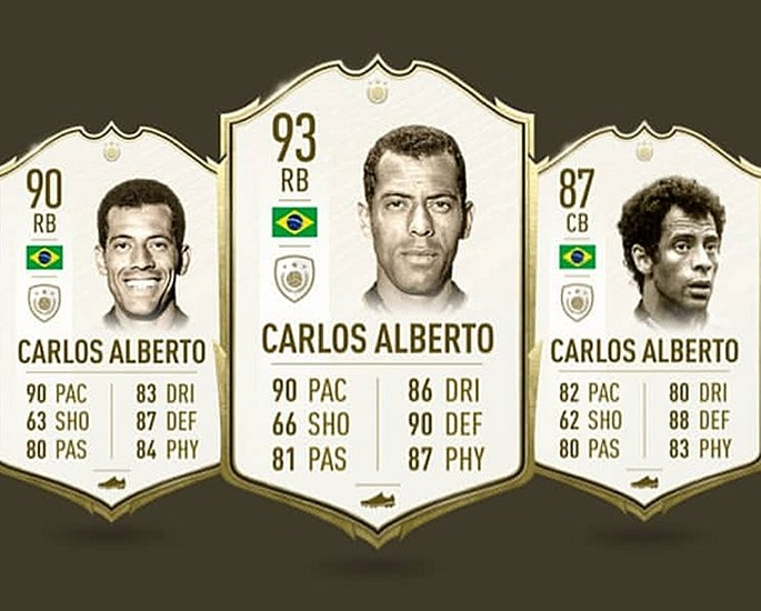 The new FIFA 20 Ultimate Team Icons to Play with - carlos
