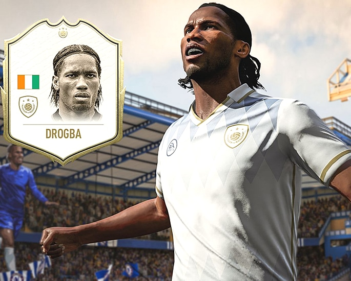 The new FIFA 20 Ultimate Team Icons to Play with - drogba