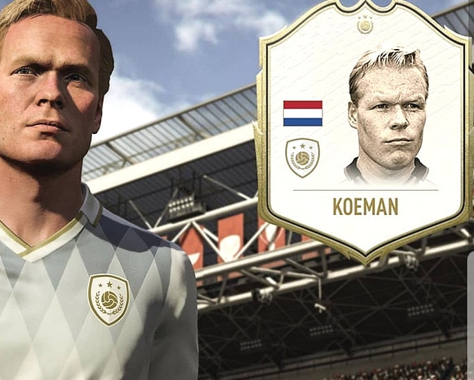 The new FIFA 20 Ultimate Team Icons to Play with - koeman