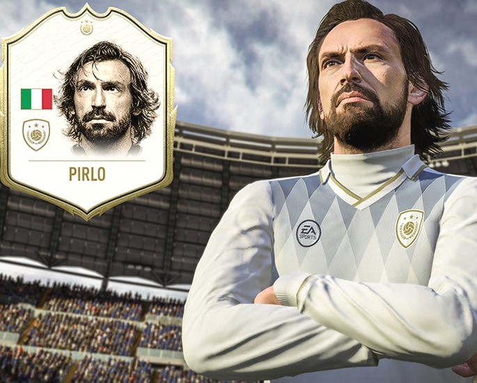 The new FIFA 20 Ultimate Team Icons to Play with - pirlo