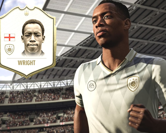 The new FIFA 20 Ultimate Team Icons to Play with - wright