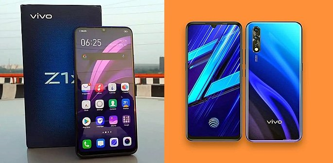 Vivo Z1x What are the Smartphone's Features f