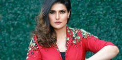 Zareen Khan reveals Casting Couch 'Kissing Scene' Incident