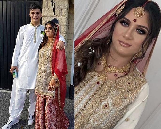 Zayn Malik's Sister Safaa aged 17 marries her Boyfriend - sister