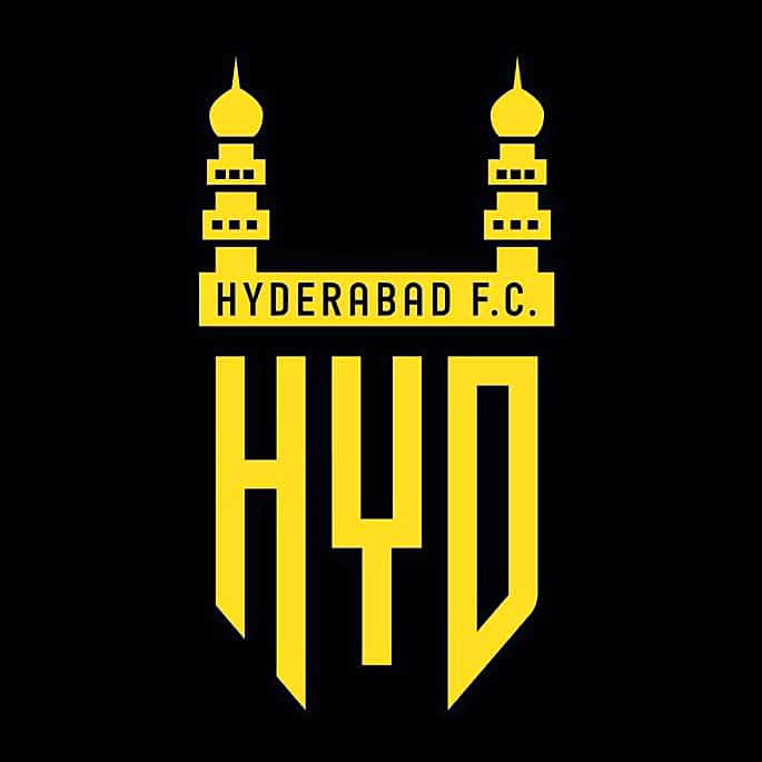 10 Indian Super League Teams for 2019-2020 Season - Hyderabad FC