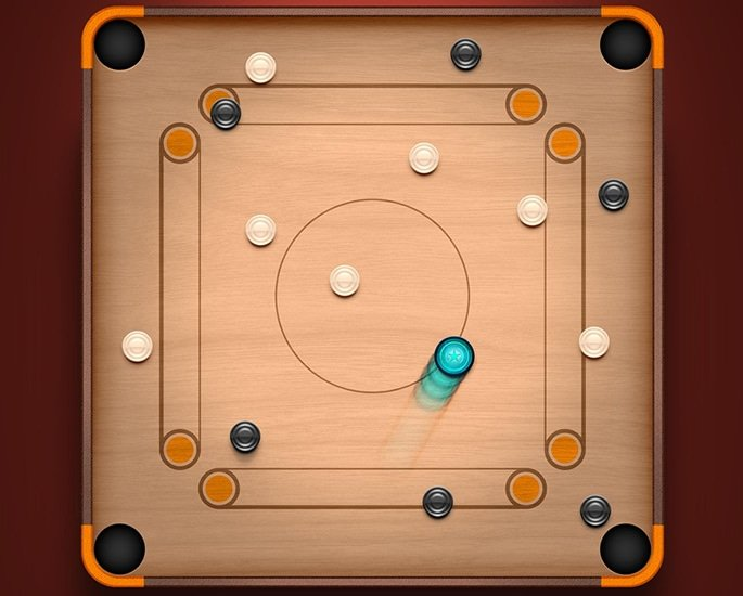 10 Game Apps to Download during Lockdown - carrom