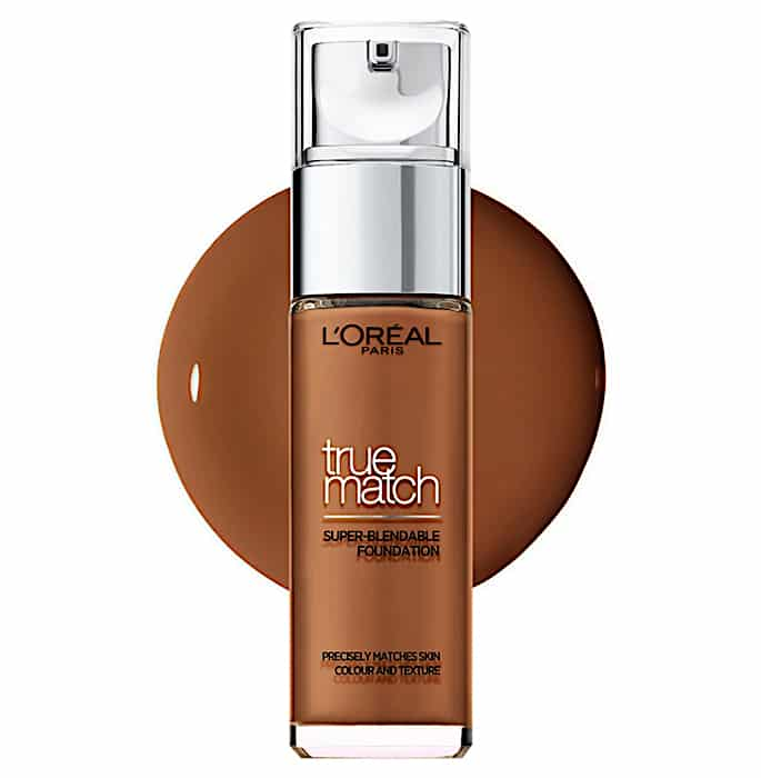15 Best Foundation for Brown and Dark Skin - loreal
