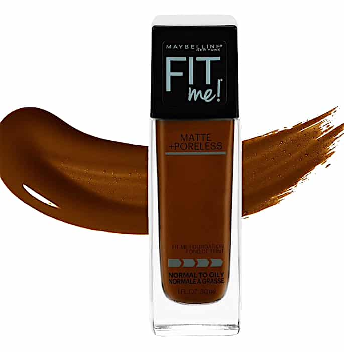 15 Best Foundation for Brown and Dark Skin - maybelline