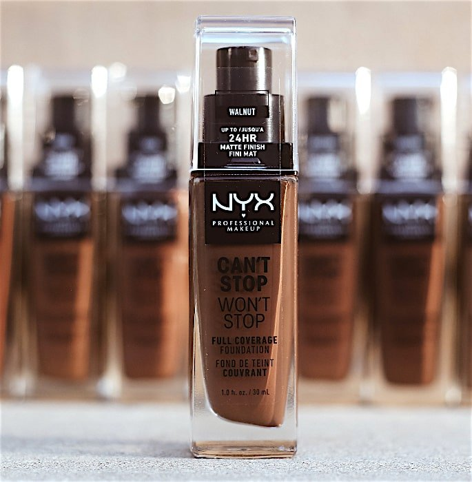 15 Best Foundation for Brown and Dark Skin - nyx