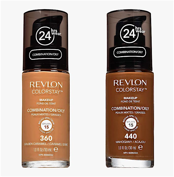 15 Best Foundation for Brown and Dark Skin - revlon