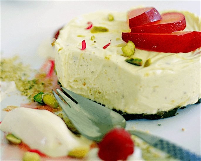 5 Desi Cheesecake Recipes to Enjoy - thandai