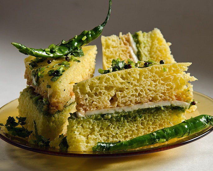 7 Delicious Types of Dhokla to Make at Home - cheese