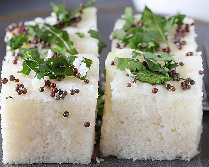 7 Delicious Types of Dhokla to Make at Home - rava