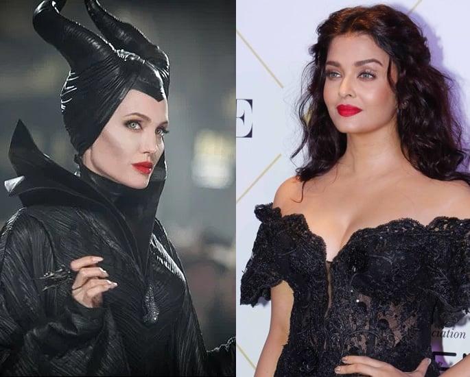 Aishwarya Rai to voice Maleficent Mistress of Evil in Hindi - ash