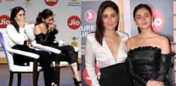 Alia Bhatt drops the 'F' Bomb in Chat with Karan & Kareena