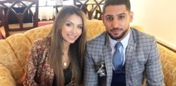 Amir Khan gets pranked by wife Faryal over Losing £2m