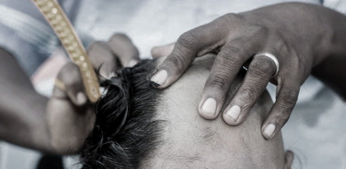 Bangladeshi Man Shaved Wife's Head for Finding Hair in Food f