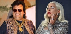 Bappi Lahiri records Two Songs with Lady Gaga