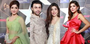 Best Dressed Pakistani Stars at Hum Awards 2019 f-2