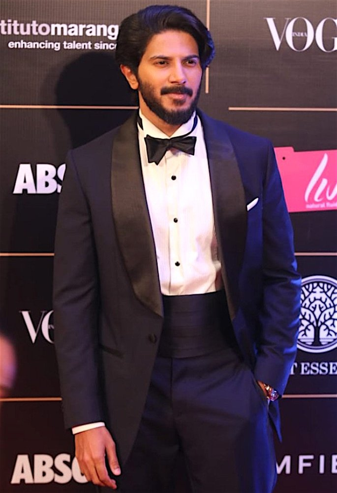 Best Dressed Stars at Vogue Women Of The Year 2019 - Dulquer