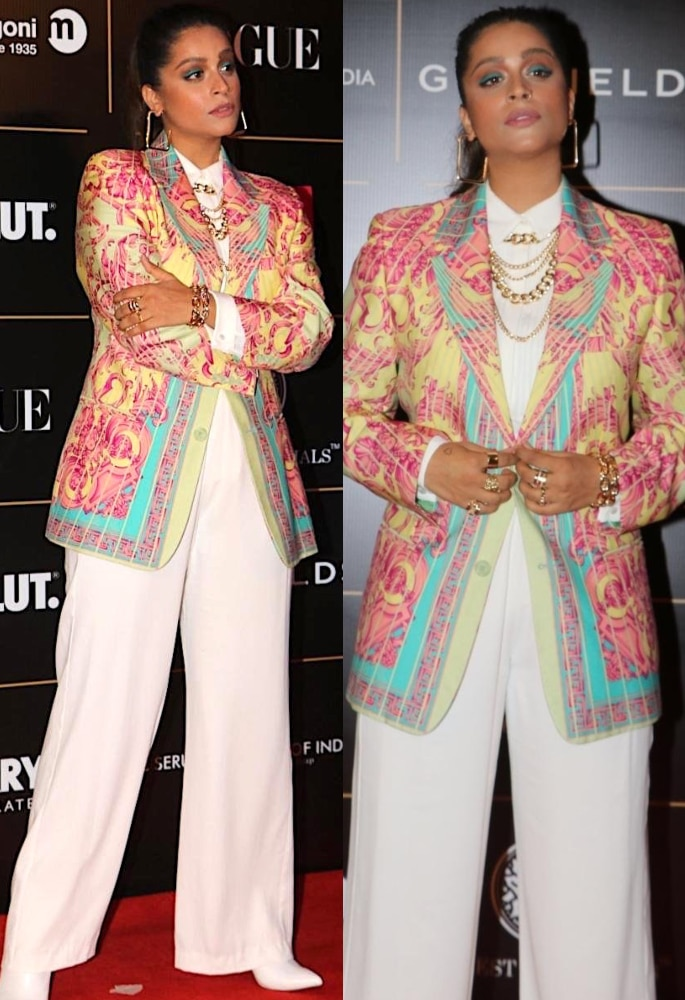 Best Dressed Stars at Vogue Women Of The Year 2019 - lilly Singh