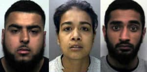Birmingham Gang convicted for Flooding Streets with Drugs f