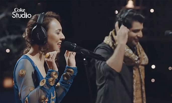 Coke Studio 12 hit with Copyright Claim over 'Saiyaan' - duo