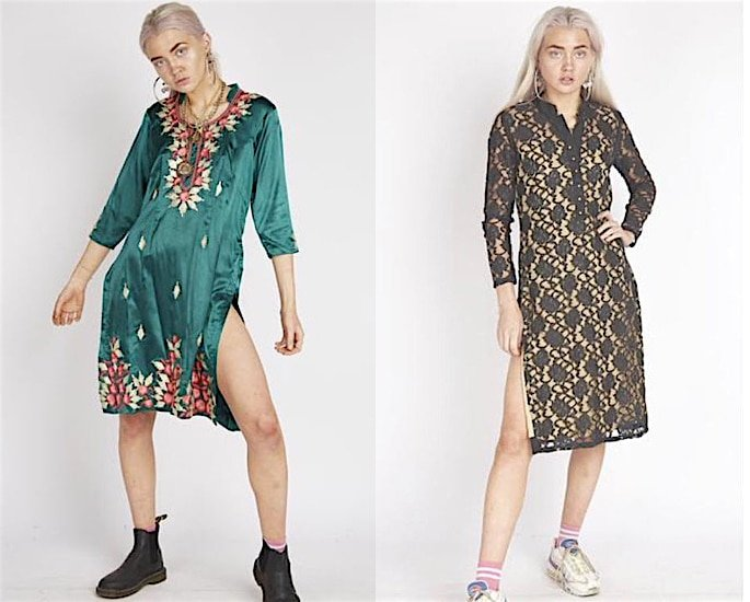 Cultural Appropriation of South Asian Fashion - kameez