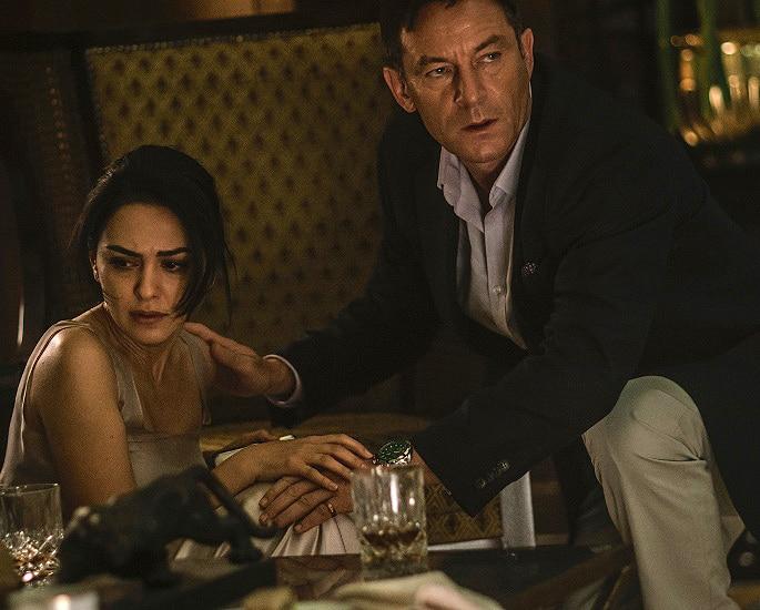 Director and Cast share their 'Hotel Mumbai' Experience - Jason Isaacs