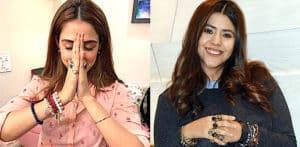 Disha Patani to play Ekta Kapoor in KTina? - F