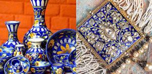 இந்தியாவில் ராஜஸ்தானின் பிரபலமான பாரம்பரிய கைவினைப்பொருட்கள் f
