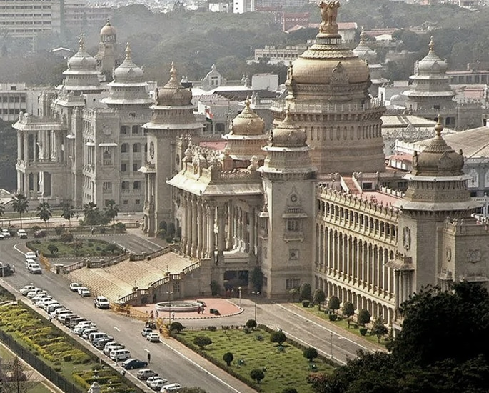 How Bengaluru became the Silicon Valley of India - old money