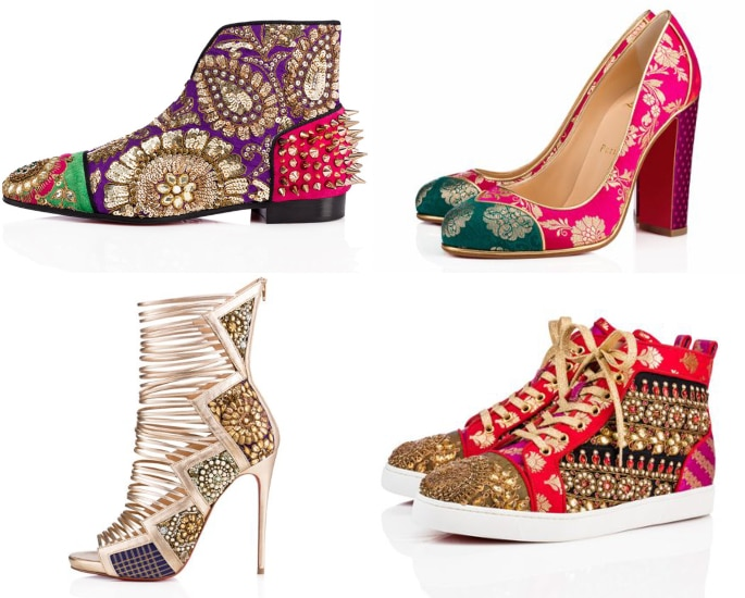 In che modo Desi Fashion ha influenzato l'abbigliamento occidentale? - calzature