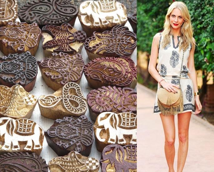 In che modo Desi Fashion ha influenzato l'abbigliamento occidentale? - stampe