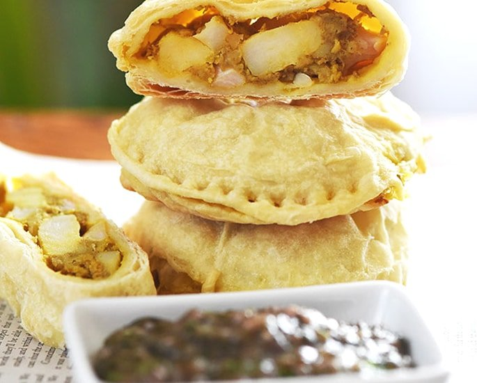 Indian-Style Pasty Recipes to Make at Home - aloo