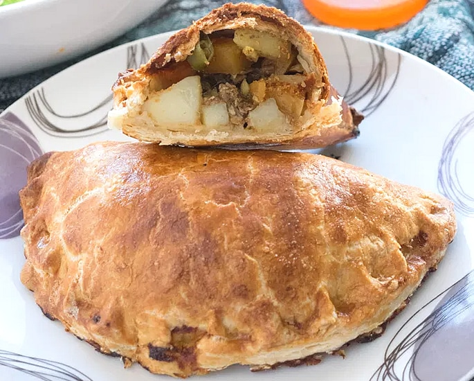 Indian-Style Pasty Recipes to Make at Home - cornish