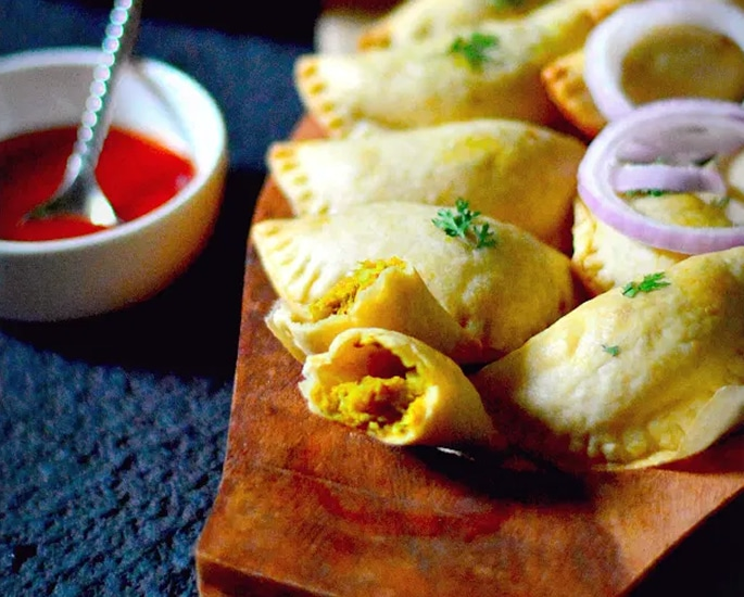 Indian-Style Pasty Recipes to Make at Home - fish