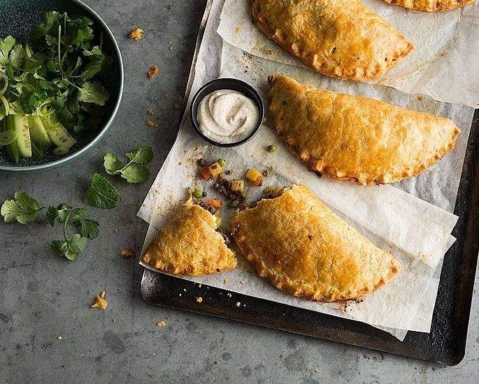 Indian-Style Pasty Recipes to Make at Home - keema
